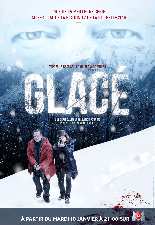 Glacé : découvrez le teaser de la série qui arrive le 10 janvier sur M6 !
