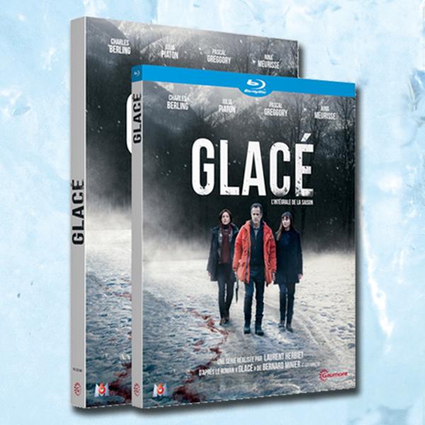 Glacé : la série est disponible en DVD et Blu-ray !