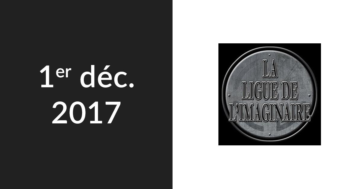 La Ligue de l'imaginaire à Boulogne