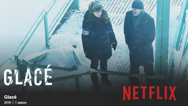 Glacé disponible sur Netflix international
