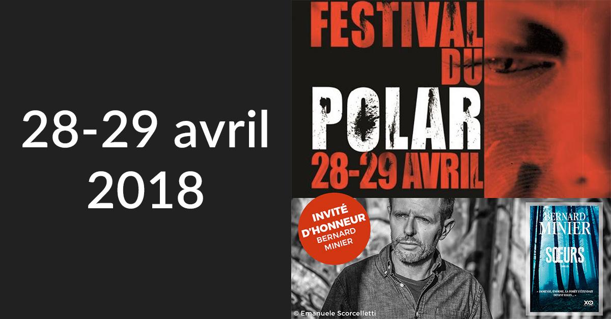 Festival du Polar de Saint-Laurent-du-Var