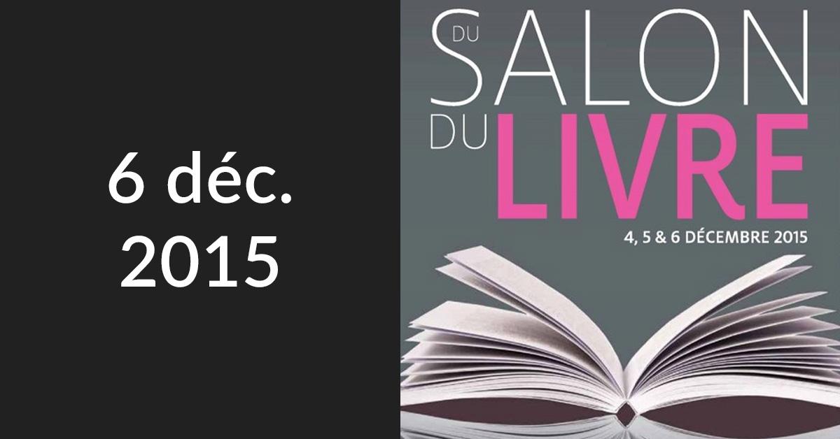 Salon du Livre de Boulogne