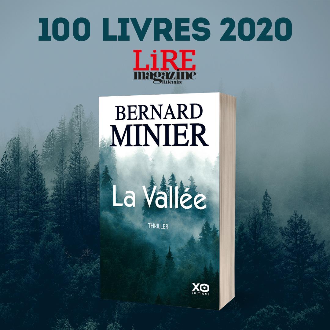 La Vallée dans les 100 livres de l'année