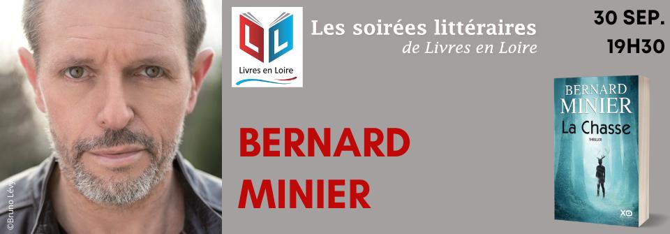 LES SOIRÉES LITTÉRAIRES DE LIVRES EN LOIRE - TOURS